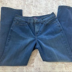 NYDJ jeans great condition size 10P